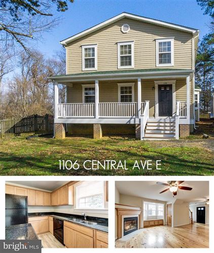 Photo of 1106 CENTRAL AVE E, EDGEWATER, MD 21037 (MLS # MDAA423100)