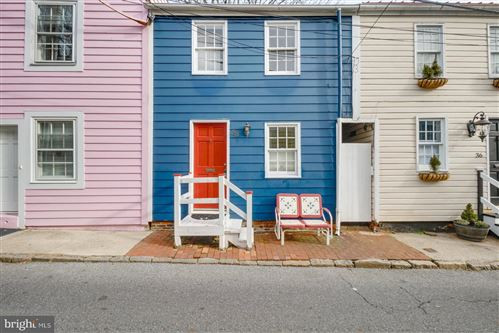 Photo of 38 PINKNEY ST, ANNAPOLIS, MD 21401 (MLS # MDAA459100)