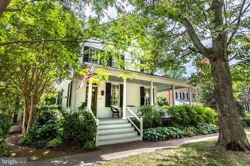 Photo of 202 MULBERRY ST, SAINT MICHAELS, MD 21663 (MLS # MDTA136100)