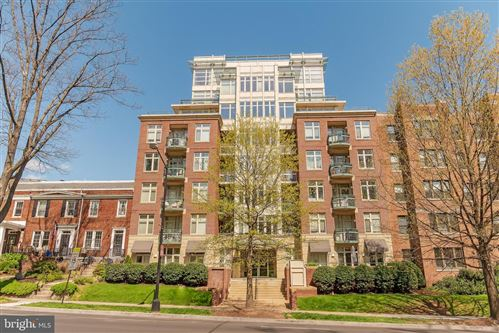 Photo of 4025 CONNECTICUT AVE NW #601, WASHINGTON, DC 20008 (MLS # DCDC475102)