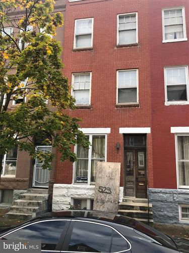 Photo of 523 E 22ND ST, BALTIMORE, MD 21218 (MLS # MDBA529102)
