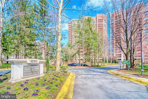 Photo of 10101 GROSVENOR PL #1011, ROCKVILLE, MD 20852 (MLS # MDMC700104)