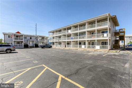 Photo of 12 72ND ST #102, OCEAN CITY, MD 21842 (MLS # MDWO114104)