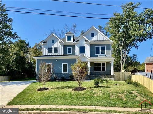 Photo of 7411 NIGH RD, FALLS CHURCH, VA 22043 (MLS # VAFX1157104)