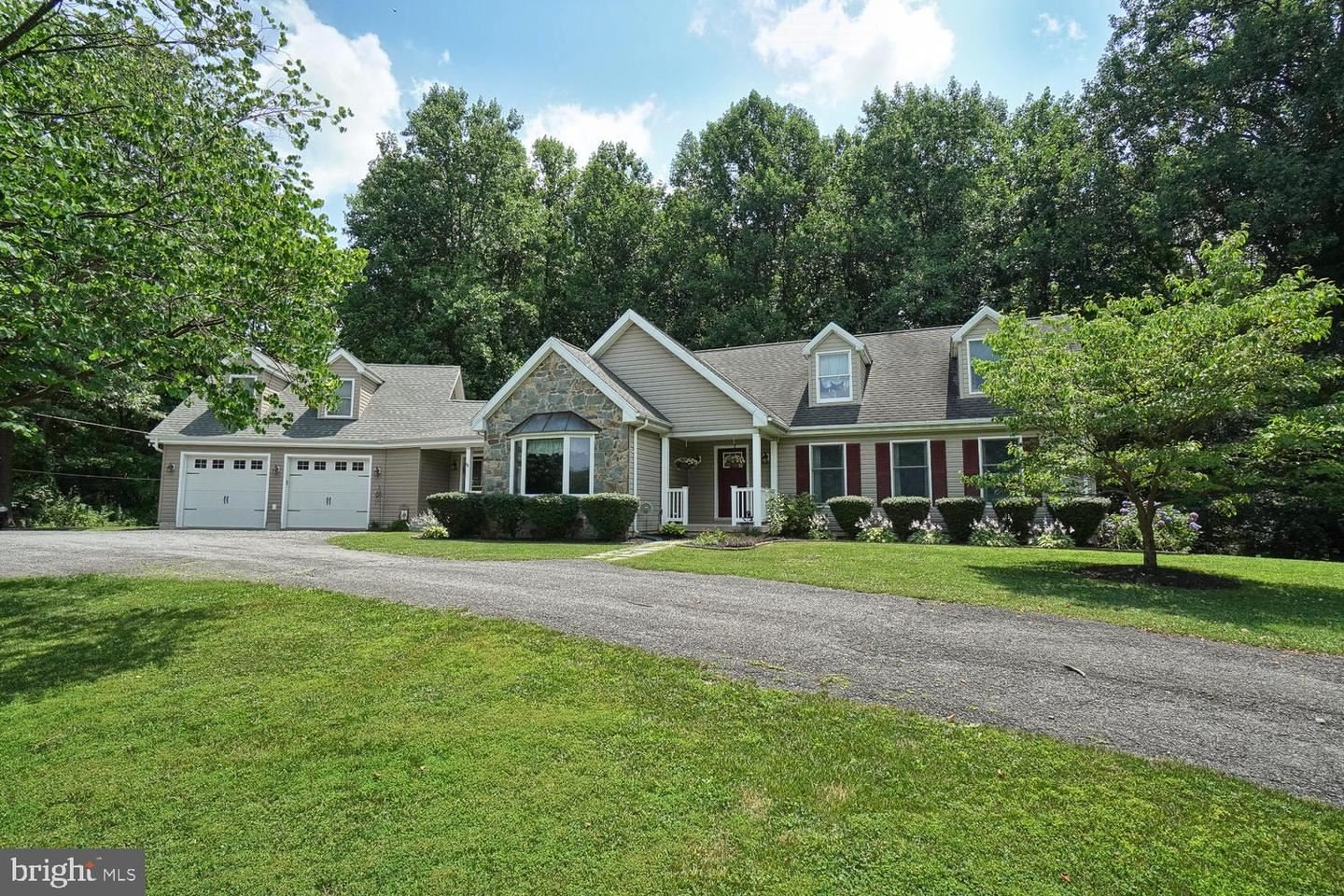 Photo of 7911 FINGERBOARD RD, FREDERICK, MD 21704 (MLS # MDFR267106)
