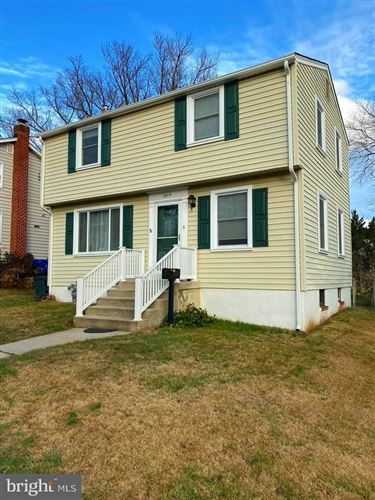Photo of 9915 DICKENS AVE, BETHESDA, MD 20814 (MLS # MDMC739108)