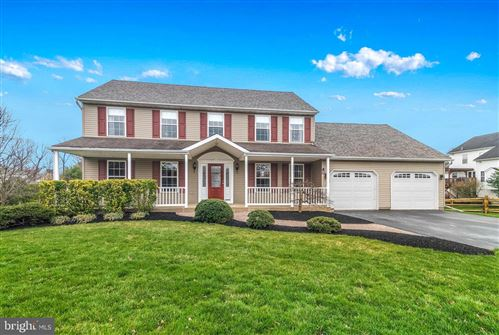 Photo of 217 RED MAPLE CT, CHALFONT, PA 18914 (MLS # PABU494108)