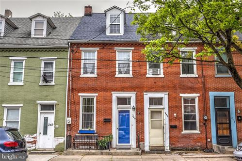 Photo of 247 N MULBERRY ST, LANCASTER, PA 17603 (MLS # PALA182108)
