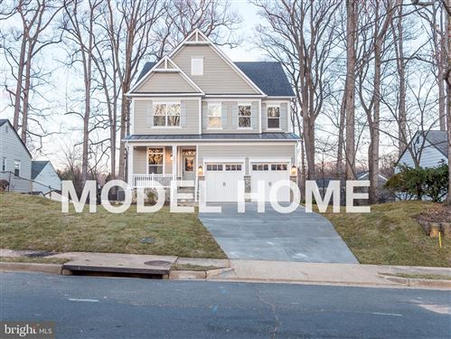 Photo of 1927 CHERRI DRIVE, FALLS CHURCH, VA 22043 (MLS # VAFX1121108)