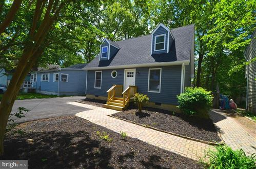 Photo of 1221 HAWTHORNE ST, SHADY SIDE, MD 20764 (MLS # MDAA422110)