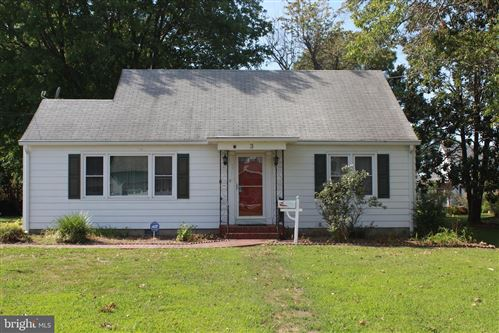 Tiny photo for 3 SOMERSET AVE, CAMBRIDGE, MD 21613 (MLS # MDDO124110)