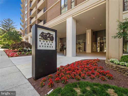 Photo of 4620 N PARK AVE #901W, CHEVY CHASE, MD 20815 (MLS # MDMC2004112)
