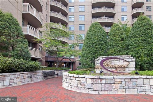 Photo of 7111 WOODMONT AVE #608, BETHESDA, MD 20815 (MLS # MDMC754112)