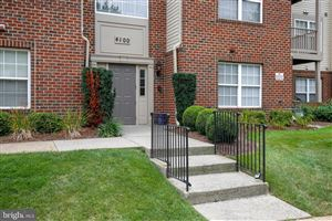 Photo of 4100-J MONUMENT CT #303, FAIRFAX, VA 22033 (MLS # VAFX1084112)