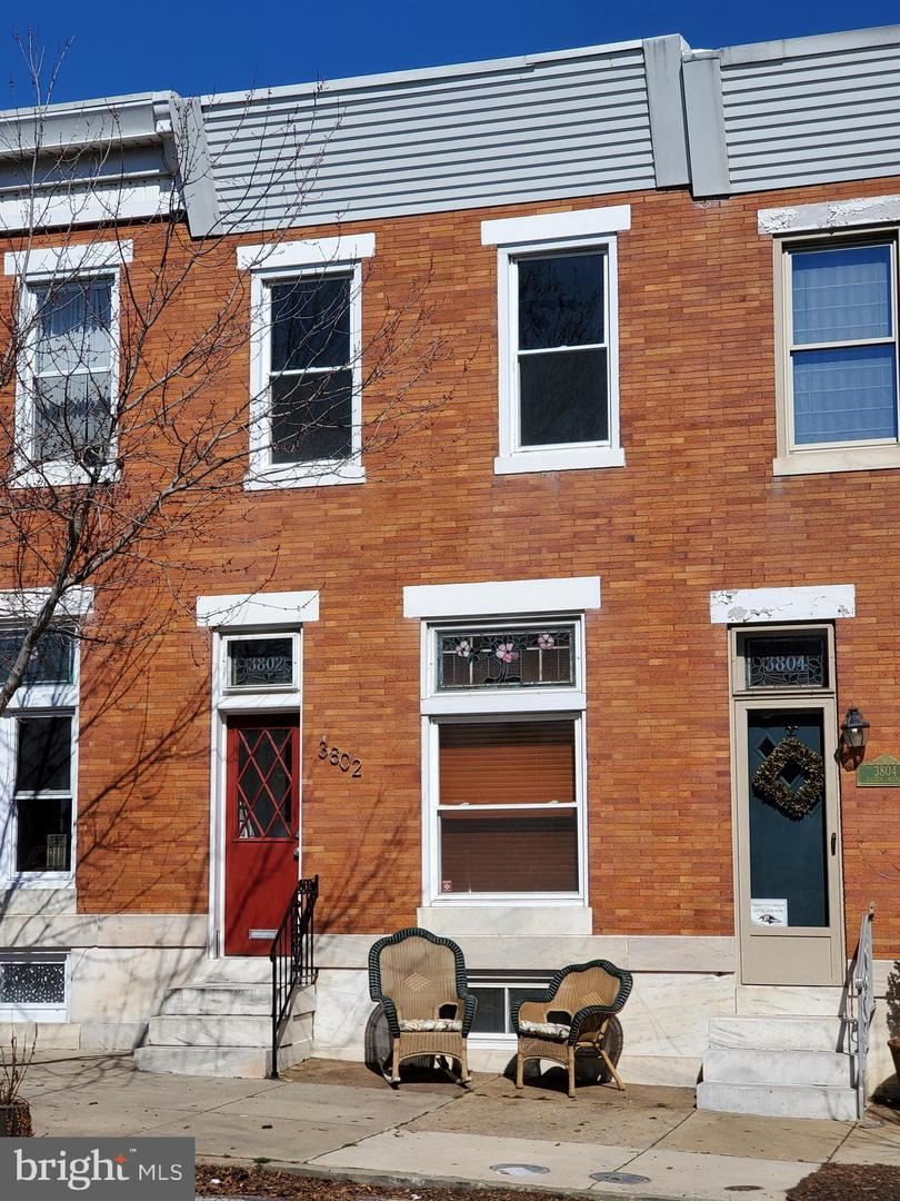 3802 FOSTER AVE, Baltimore, MD 21224 - MLS#: MDBA544112