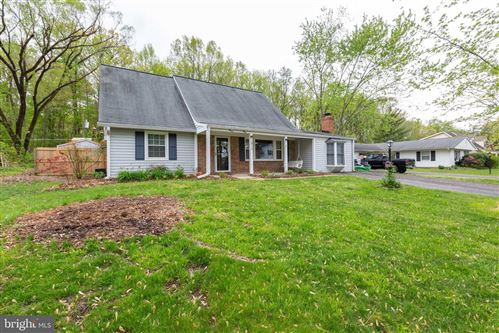 Photo of 12913 POINT PLEASANT DR, FAIRFAX, VA 22033 (MLS # VAFX1124114)