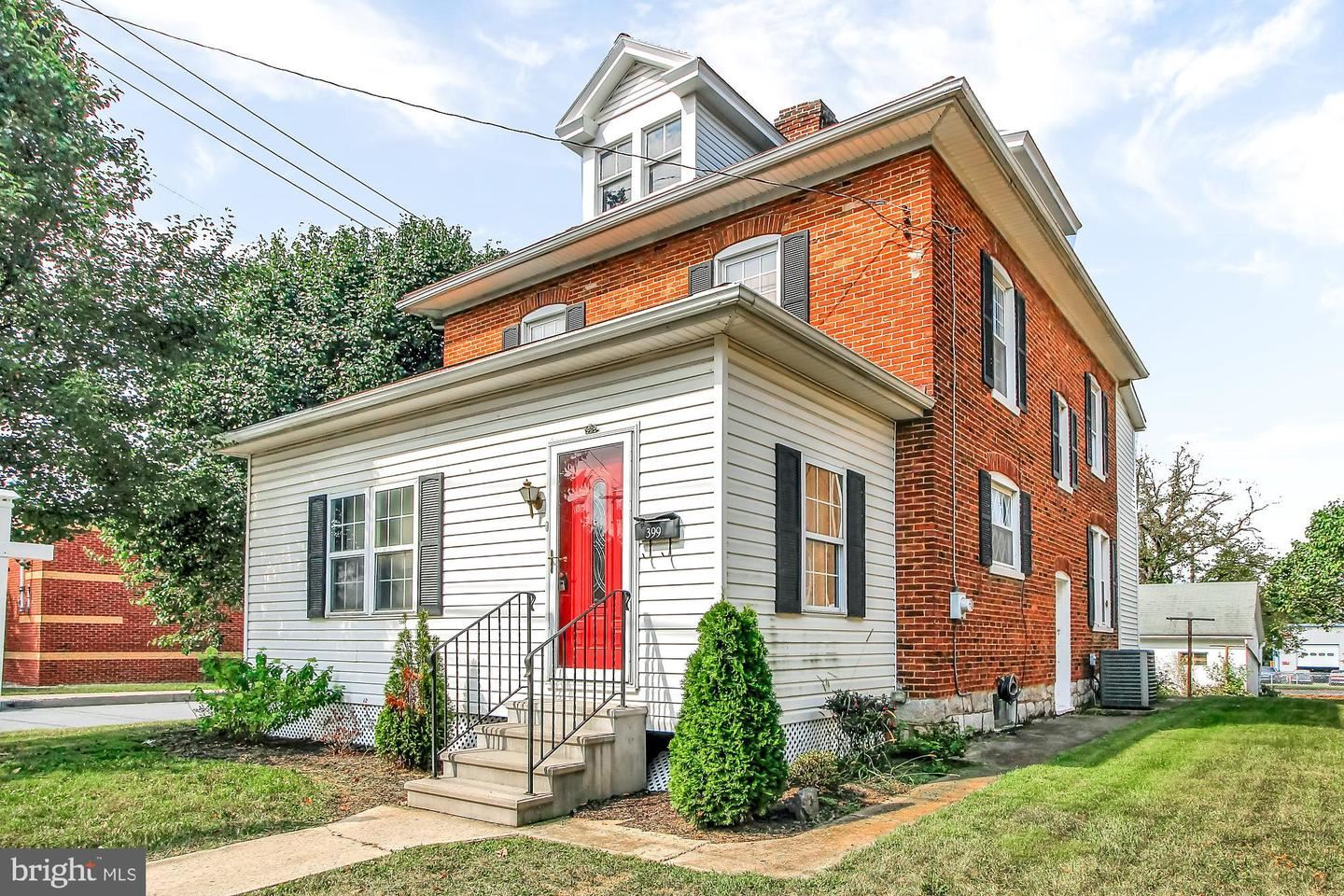 399 SOUTH WASHINGTON, Greencastle, PA 17225 - #: PAFL168114