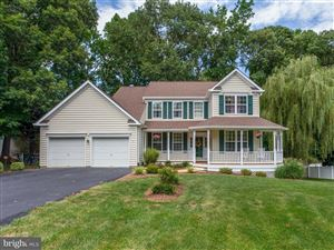 Photo of 375 CROSS CREEK DR, HUNTINGTOWN, MD 20639 (MLS # MDCA171116)