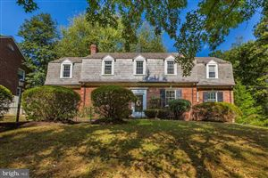 Photo of 1801 PARKSIDE DR NW, WASHINGTON, DC 20012 (MLS # DCDC445118)