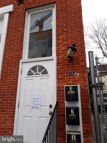 Photo of 116 CLAY ST, BALTIMORE, MD 21201 (MLS # MDBA305118)