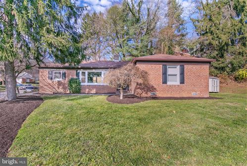 Photo of 6722 QUEENS FERRY RD, BALTIMORE, MD 21239 (MLS # MDBC514118)