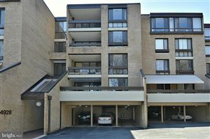 Photo of 4928 SENTINEL DR #1-406, BETHESDA, MD 20816 (MLS # MDMC677118)