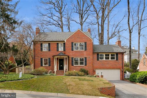 Photo of 7210 ROLLINGWOOD DR, CHEVY CHASE, MD 20815 (MLS # MDMC699118)