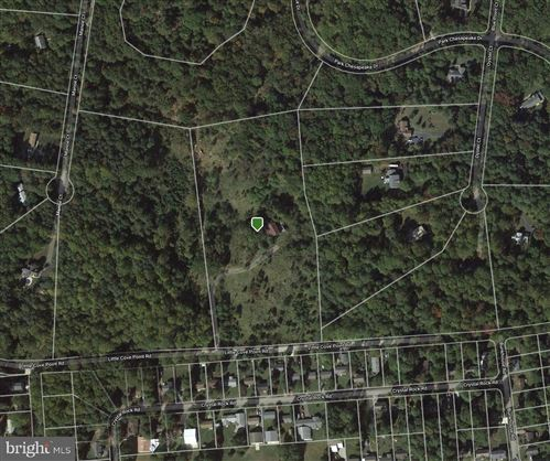 Photo of 12050 & 12056 LITTLE COVE POINT RD, LUSBY, MD 20657 (MLS # MDCA182120)