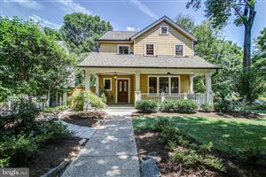 Photo of 3701 THORNAPPLE ST, CHEVY CHASE, MD 20815 (MLS # MDMC670120)