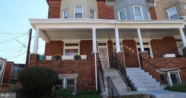 2301 CALVERTON HEIGHTS AVE #1&2, Baltimore, MD 21216 - MLS#: MDBA529120