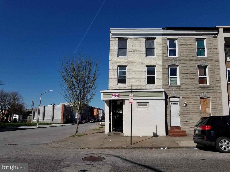 228 S FULTON AVE, Baltimore, MD 21223 - MLS#: MDBA546120