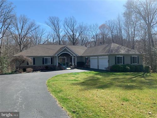 Photo of 3815 LEAFCREST CT, DUNKIRK, MD 20754 (MLS # MDCA182122)