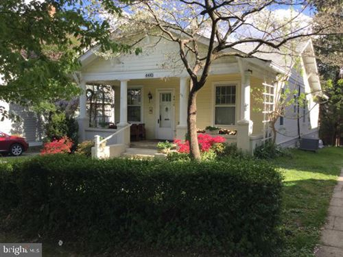 Photo of 4410 STANFORD ST, CHEVY CHASE, MD 20815 (MLS # MDMC672124)