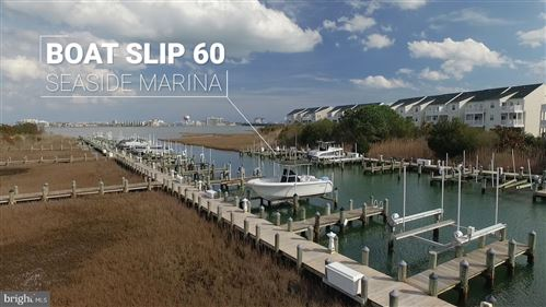 Photo of 60 SEASIDE VLG MARINA #M60, OCEAN CITY, MD 21842 (MLS # MDWO114124)