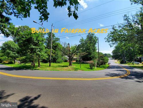 Photo of 3411 HILL ST, FAIRFAX, VA 22030 (MLS # VAFC120124)