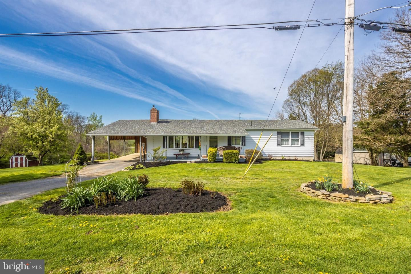 Photo of 9216 BALTIMORE NATIONAL PIKE, MIDDLETOWN, MD 21769 (MLS # MDFR281124)