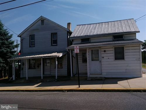Photo for 121, 123, 123.5 N QUEEN ST, SHIPPENSBURG, PA 17257 (MLS # 1002663125)