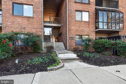 Photo of 302 HILLTOP LN #D, ANNAPOLIS, MD 21403 (MLS # MDAA423126)