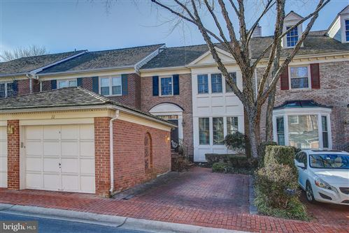 Photo of 22 MAPLEWOOD PARK CT, BETHESDA, MD 20814 (MLS # MDMC740126)