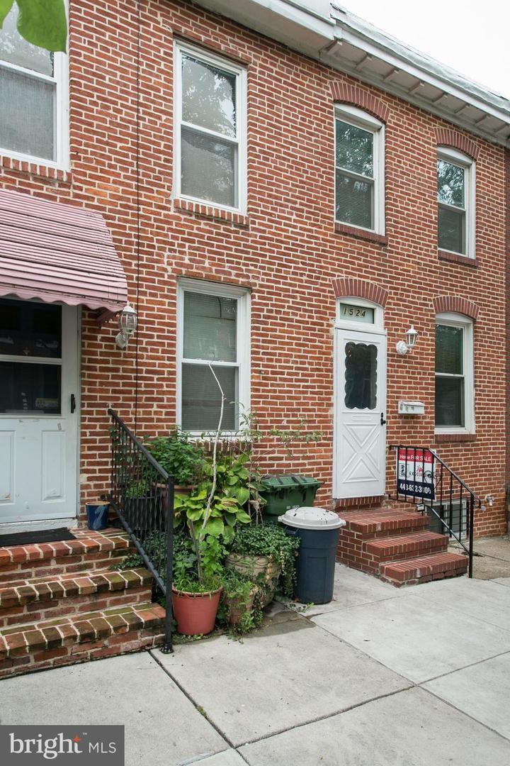 1524 BYRD ST, Baltimore, MD 21230 - MLS#: MDBA520126