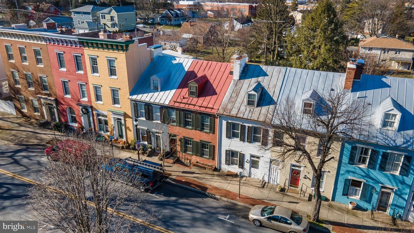 Photo of 339 S MARKET ST, FREDERICK, MD 21701 (MLS # MDFR276128)