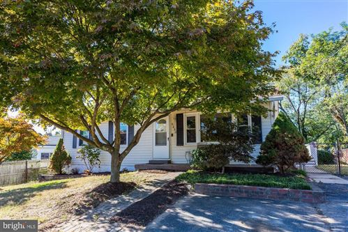 Photo of 9230 GROSS AVE, LAUREL, MD 20723 (MLS # MDHW2006130)