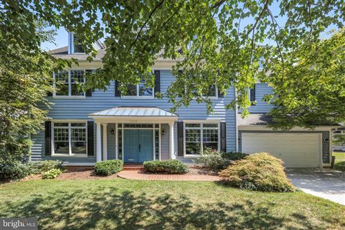 Photo of 7219 DELFIELD ST, CHEVY CHASE, MD 20815 (MLS # MDMC669130)