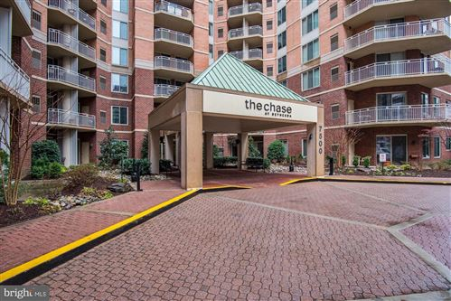 Photo of 7500 WOODMONT AVE #S418, BETHESDA, MD 20814 (MLS # MDMC697130)
