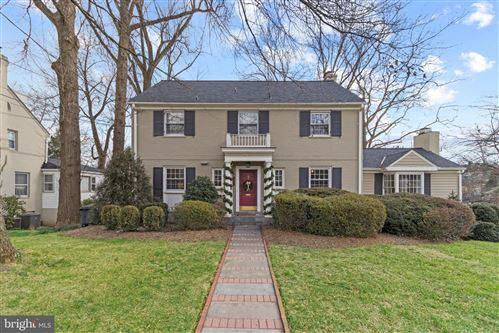 Photo of 8001 KERRY LN, CHEVY CHASE, MD 20815 (MLS # MDMC742130)