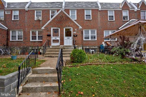 Photo of 7037 LYNFORD ST, PHILADELPHIA, PA 19149 (MLS # PAPH948130)