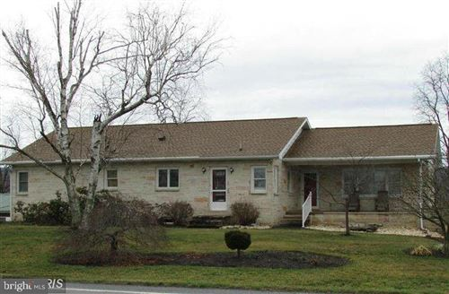 Photo of 9671 CUMBERLAND HWY, PLEASANT HALL, PA 17246 (MLS # PAFL174132)
