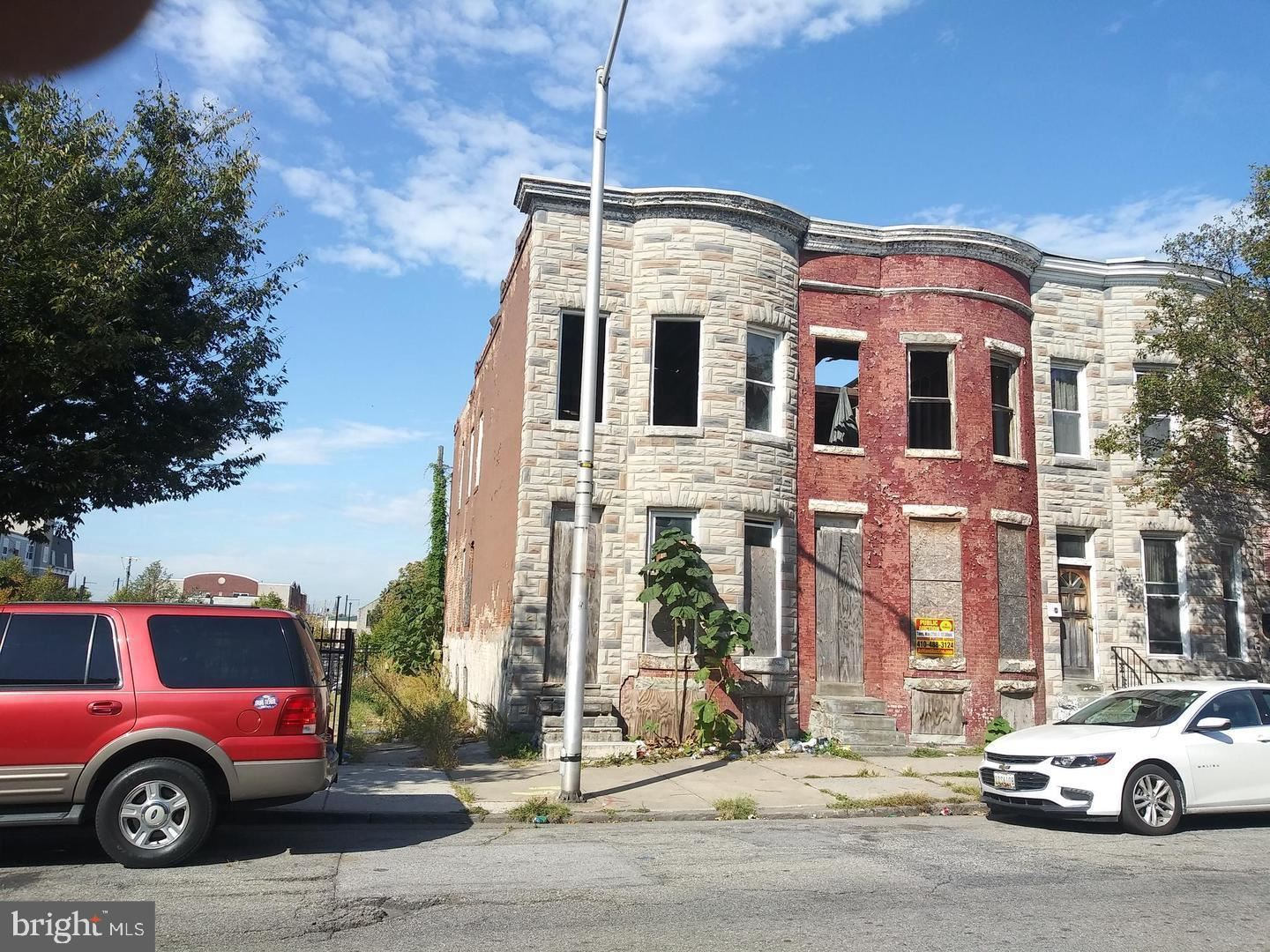 1220 N PATTERSON PARK AVE, Baltimore, MD 21213 - MLS#: MDBA543132