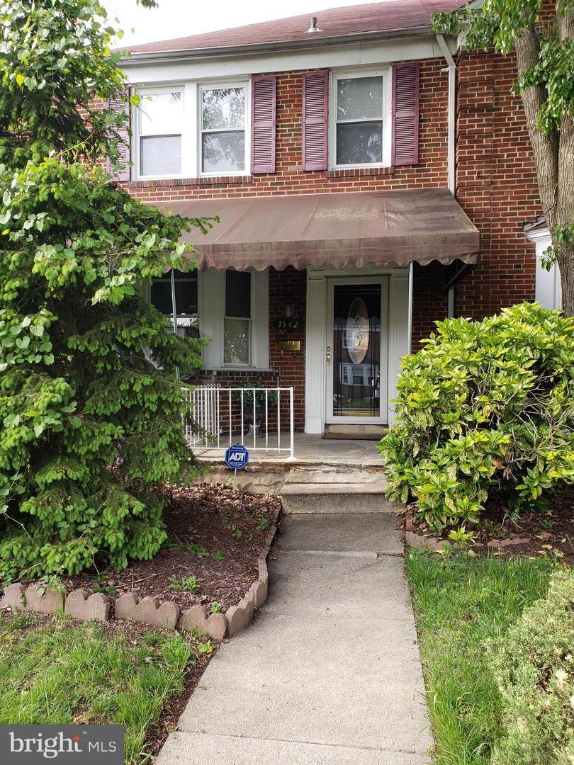 1542 NORTHGATE RD, Baltimore, MD 21218 - MLS#: MDBA550132