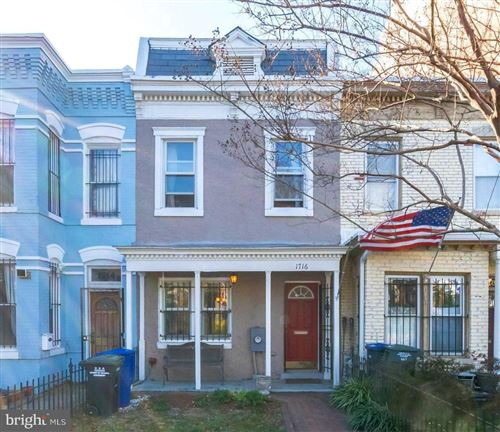 Photo of 1716 NEW JERSEY AVE NW, WASHINGTON, DC 20001 (MLS # DCDC455134)